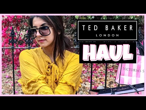 Ted Baker, Kiko, Forest Essentials Haul