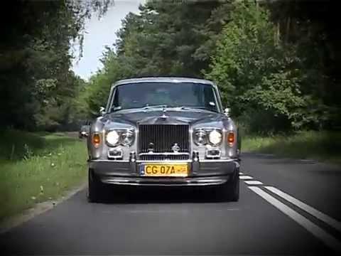 Rolls Royce Silver Shadow -samochód Do ślubu Grudziądz,Bydgoszcz,Toruń