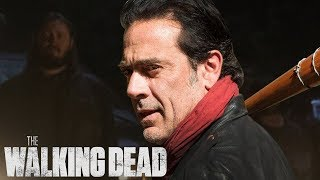 Every Time Negan Curses in 5 Minutes | The Walking Dead