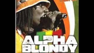 ALPHA BLONDY  Sankara