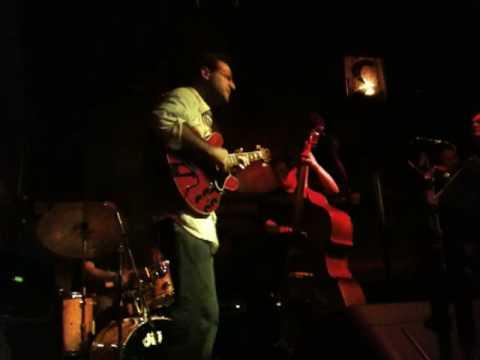 John McLean in Matt Jorgensen's New Quintet (11/20/2009)