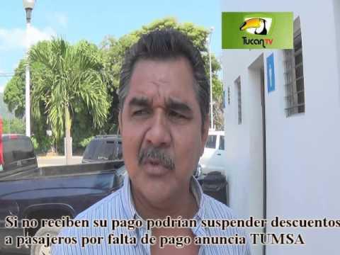 Presunto fraude rol de transporte de Manzanillo, deben un millón a camioneros.