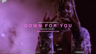 """FREE   """"DOWN FOR YOU"""" – JUICE WRLD x COLD HART TYPE BEAT (prod. by discent)"""