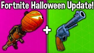 5 NEW THINGS IN 'FORTNITMARES 2018' (Huge Fortnite Update)