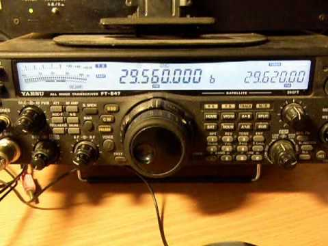 New York Amateur Repeater KQ2H and others Heard on 10m Band FM in Poland !!!