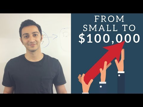 The Key to Growing Your Affiliate Marketing Business From a Small to Large $100,000/mo Business