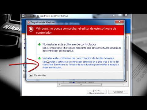 Hacer una Copia de Seguridad de los drivers de mi PC (backup)