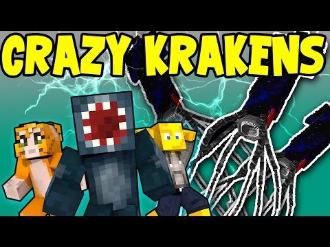 Minecraft - Crazy Craft 2.2 - Crazy Krakens! [47]