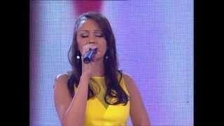 Aleksandra Prijovic - Svako trazi novu ljubav - (Live) - ZG 2012/2013 - 25.05.2013. EM 37.