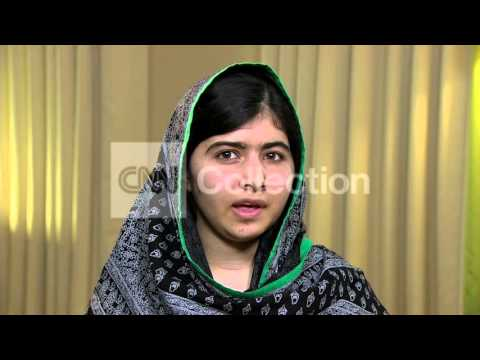 "MALALA: ABDUCTED NIGERIAN GIRLS ARE MY ""SISTERS"""