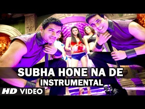 Subha Hone Na De (Hawaiian Guitar) Instrumental Song | Desi...