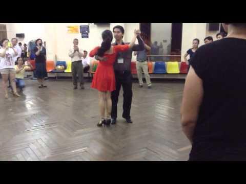 Bài Tango 2 - Thầy Đức Thắng - Mai Anh. Th 11/2013