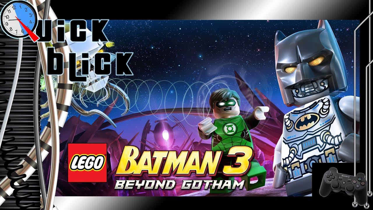 Lego Batman 3 Beyond Gotham Ps3 Ps3 Lego Batman 3 Beyond