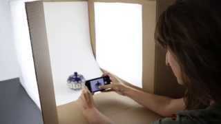 How To Build A Photo Light Box For Less Than $10