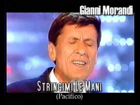Gianni Morandi - Stringimi le mani Music Videos