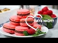 Date Night Dinner with COVERGIRL | Chocolate Raspberry Macarons, Beef Tenderloin & Stuffed Mushrooms