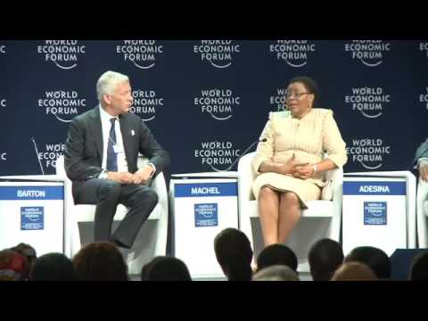 WEF Africa 2016 Opening Plenary: Africa's Fourth Industrial Revolution