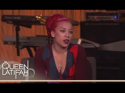 Keyshia Cole Takes Her Reality To TV | The Queen Latifah Show