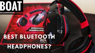 Boat rockerz 510 - Review and Comparision to Bluedio T2 plus (2019)