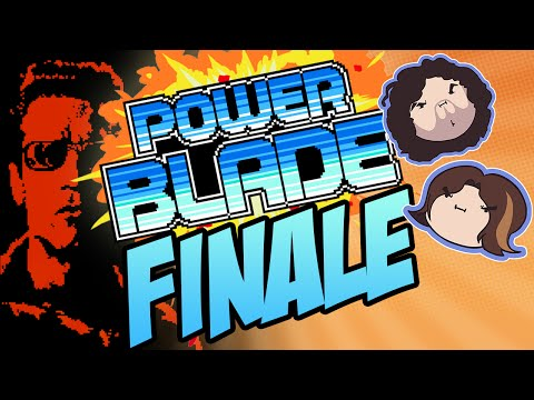 Power Blade: Finale - PART 5 - Game Grumps