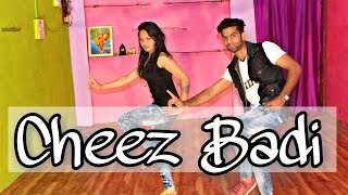 Tu Cheez Badi Hai Mast Mast | Machine | Udit Narayan & Neha Kakkar | Dance Cover |Feel Dance Center
