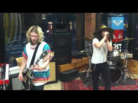 Vendetta Red - The Banshee Ballet live at Quicksilver
