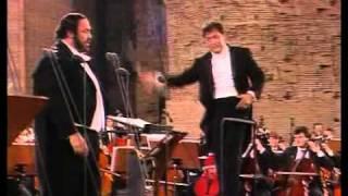 Luciano Pavarotti Torna A Surriento E De Curtis