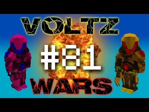 Minecraft Voltz Wars - Spies, Teleporters and Epic New Base! #81