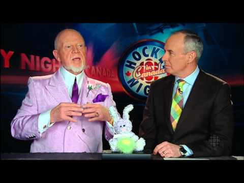 HNIC - Coach's Corner - Mar/30/2013