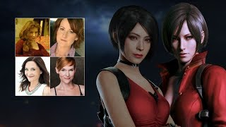 Comparing The Voices - Ada Wong (Updated)
