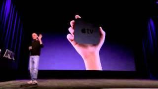 Apple September 2010 Music Event-The All New Apple TV Media Streamer