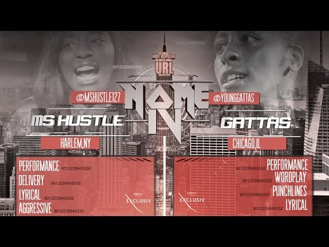 MS HUSTLE VS GATTAS SMACK/ URL