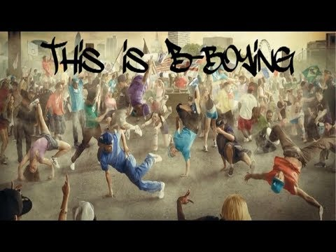 This is B-boying **The Break Dance**