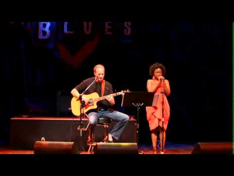 Blackbird, performed by Niketa Calame & Scott Grillo