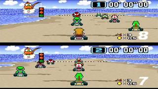 Super Mario Kart (w/Yoshifan2012) - Episode 6: Star Cup 100cc