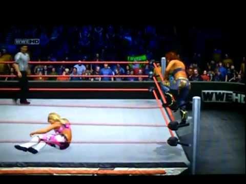 Mickie James vs Natalya Uncompleted