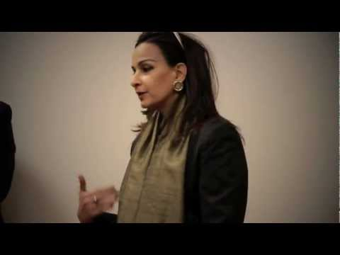 Ambassador Sherry Rehman addressing the use of Drones - Washington DC