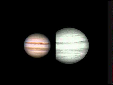 Jupiter Im 300 1500 12 Quot Skywatcher Flextube Dobsen Avi