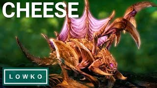 StarCraft 2: The Counter CHEESE!
