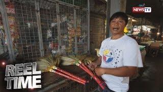 Reel Time: Pagbebenta ng mga walis tambo, bumubuhay sa pamilya ng isang ama sa Nueva Ecija