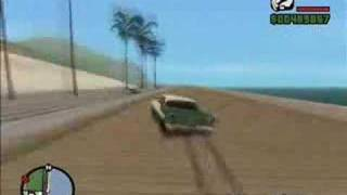 GTA San Andreas Super Saltos