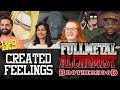 Fullmetal Alchemist: Brotherhood   1x9 Created Feelings   Group Reaction