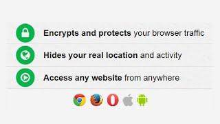 طريقة تشفير و تأمين تصفحك بالويب و اخفاء موقعك الحقيقي و المزيد...(غوغل كروم، فاير فوكس، ابرا، ايفون، اندرويد)