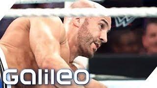 Wrestlemania: Hinter den Kulissen der WWE | Galileo | ProSieben