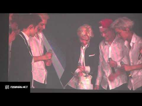 [FANCAM] 140523 EXO FROM EXOPLANET #1 EXO SUHO BIRTHDAY CELEBRATION (09210326.NET)