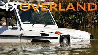 4x4. How to drive Deep Water. Part-2