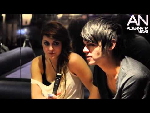 VersaEmerge Interview - Alternativ News - Paris