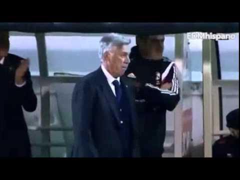 Ancelotti dance