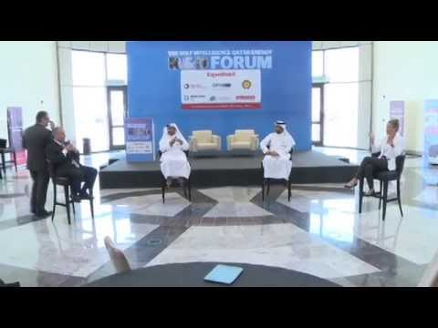 "The Gulf Intelligence Qatar Energy R&D Forum, ""Crossover Technologies"" Part 3 of 3"