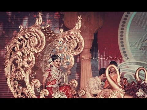 Richest Kerala Wedding !!Ravi Pillai's daughter Arathi Pillai's WEDDING MOMENTS